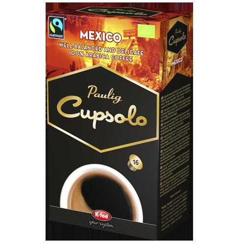 Cupsolo Mexico